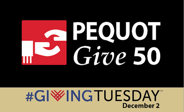 Pequot Museum - Give 50